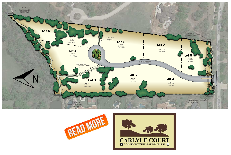 READ MORE about Carlyle Court!