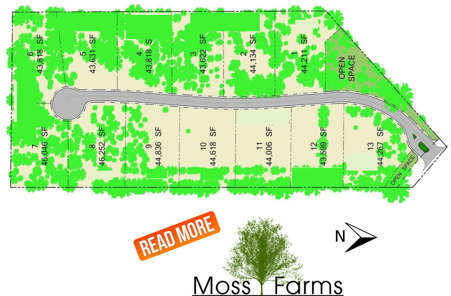 READ MORE about Moss Farms!