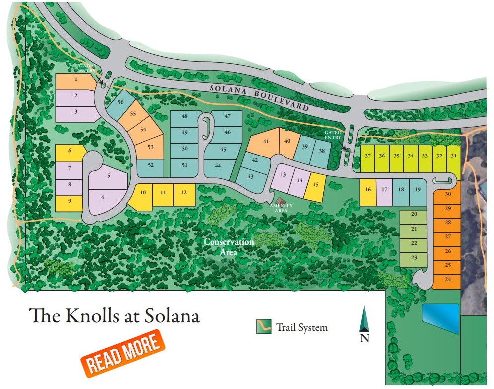 The Knolls at Solana is SOLD OUT!