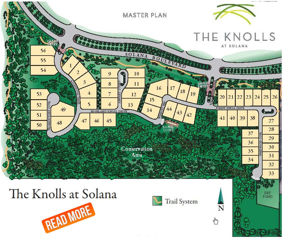 The Knolls at Solana!