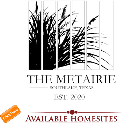 Click to see The Metairie Homesites!